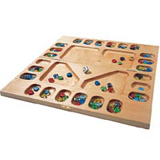 Square Root - 4-Player Mancala Strategy Game