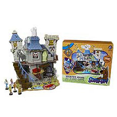 Pressman - Scooby Doo Haunted House Game
