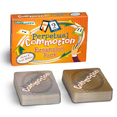 Perpetual Commotion® Expansion Pack: Silver & Gold Edition