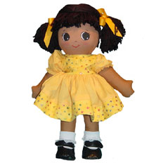 Adorable Kinders Rag Dolls Opri