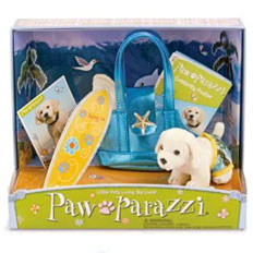 Pawparazzi™ Cooper - Legendary Surf Dude Set