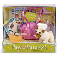 Pawparazzi™ Woofgang - Celebrity Chef Set