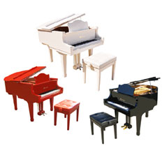 Schoenhut® 49-Key Baby Grand