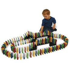 Easy-Stand Domino Set