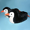 Penguin Slippers by TIMELESS TOYS
