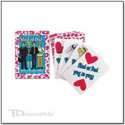 Stud or Dud Card Game