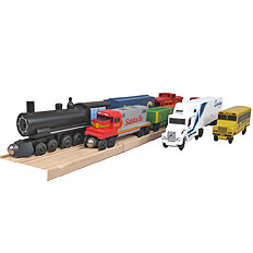 Mega Trains™ Train Set