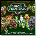 Freaky Creatures by ABANDON ENTERTAINMENT