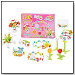 LaQ Hobby Kit Flower by LaQ USA, Inc.