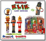 Holiday KLIK Dispenser by AU´SOME CANDIES