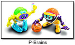 P-Brains by UNCLE MILTON INDUSTRIES INC.
