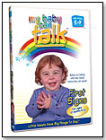 My Baby Can Talk - First Signs DVD by BABY HANDS PRODUCTIONS