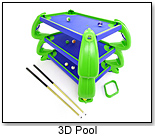 3D Pool Table by ZOCKER TOYS