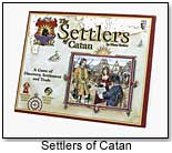Settlers of Catan by MAYFAIR GAMES INC.