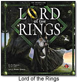 Lord of the Rings Board Game by FANTASY FLIGHT GAMES