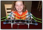 Homeschooling Roundtable: Tweens Build Bridges