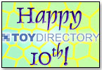 Ten Years of ToyDirectory: The Inside Scoop