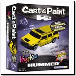 Hummer H2 Cast & Paint by SKULLDUGGERY