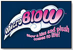 Micro Blow Revitalizes Plush