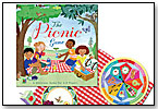 Preschool Roundtable: Preschoolers Love to Picnic