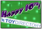 Ten Years of ToyDirectory: Manufacturers Increase Sales
