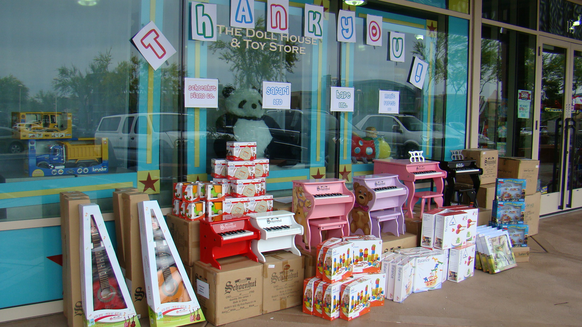 tdmonthly doll house toy store finds far reaching charities learn more about these generously donated products below and read about our next tdmonthly