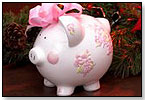 Personalized Piggy Banks Cash In