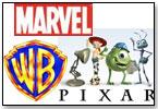 Hollywood Toyboy: Warners & Pixar & Marvel, Oh My!
