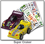 The Super Cruiser and The Accelerator by DARDA INC USA