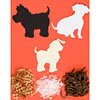 Dogs Activity Pack by 1-2-3 PRESCHOOL PROJECTS LLC