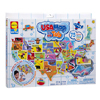 ALEX TOYS® USA Map in the Tub by ALEX BRANDS