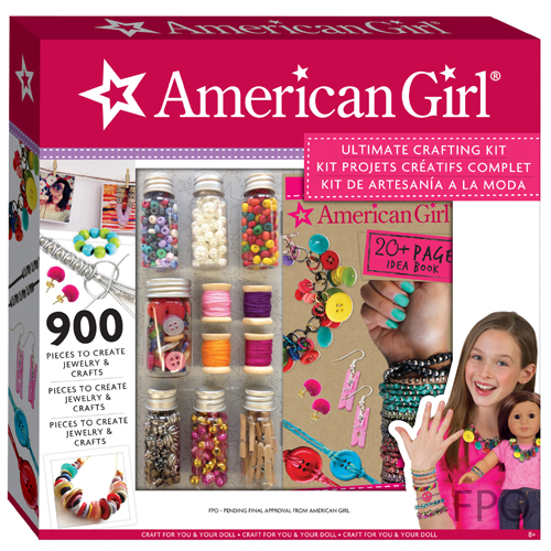 Tdmonthly New Toys And Games American Girl Ultimate Crafting