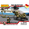 14122: 120 piece Military Chopper Building Set by BEST-LOCK CONSTRUCTION TOYS INC.