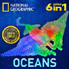 National Geographic Oceans by Laser Pegs Ventures, LLC