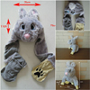 Monkey + Bunny by CHINA TOYBIZ.CN