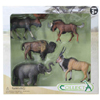 5pcs Wild Life Window Boxed Set by COLLECTA