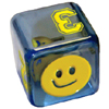 Smiley Game Cube
