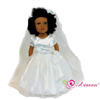 Tie the knot Bridal Dress by DREAM BIG WHOLESALE DOLL CLOTHES LLC
