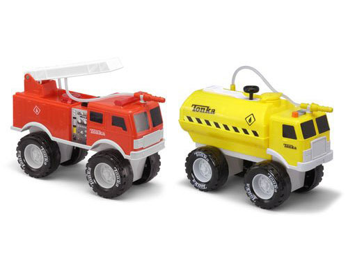 Tonka Sandbox Force Water Squirting Vehicle Assortment by FUNRISE INC.