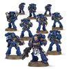 Space Marine Tactical Squad by GAMES WORKSHOP
