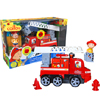 Caillou Firetruck Set by IMPORTS DRAGON