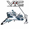 Virtual Reality Control (VRC) MicroFighter by INTERACTIVE TOY CONCEPTS LTD.