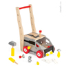 Janod Redmaster DIY Workbench & Trolley by JURATOYS US CORP