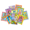 U GO GRL Activity Collectible Trading Cards by LocaSmarts