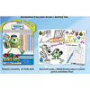 Destination Fun Color & Carry Activity Pad - Monsters University by NATIONAL DESIGN LLC