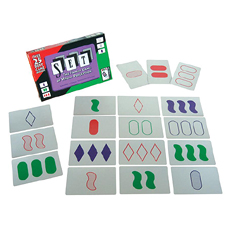 Set enterprises inc card game