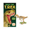 Build the T. Rex by SILVER DOLPHIN BOOKS