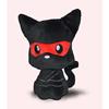 Ninja Kitty by TENTACLE KITTY