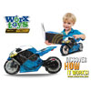 Throttle Motorcycle by WORX TOYS INC.