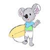 Kiki the Koala Adventure Kit by ZYLIE THE BEAR